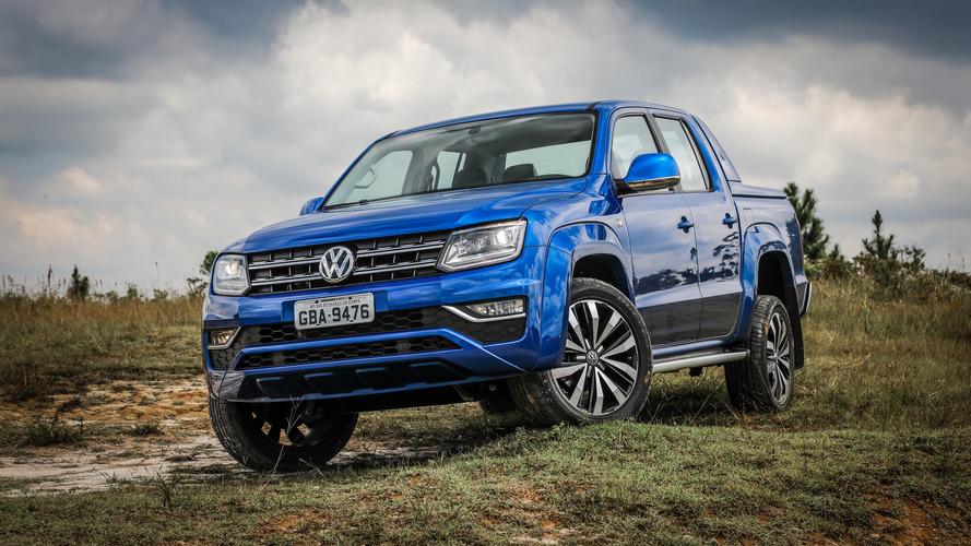 VW Amarok V6 é lançada na Argentina pelo equivalente a R$ 200 mil