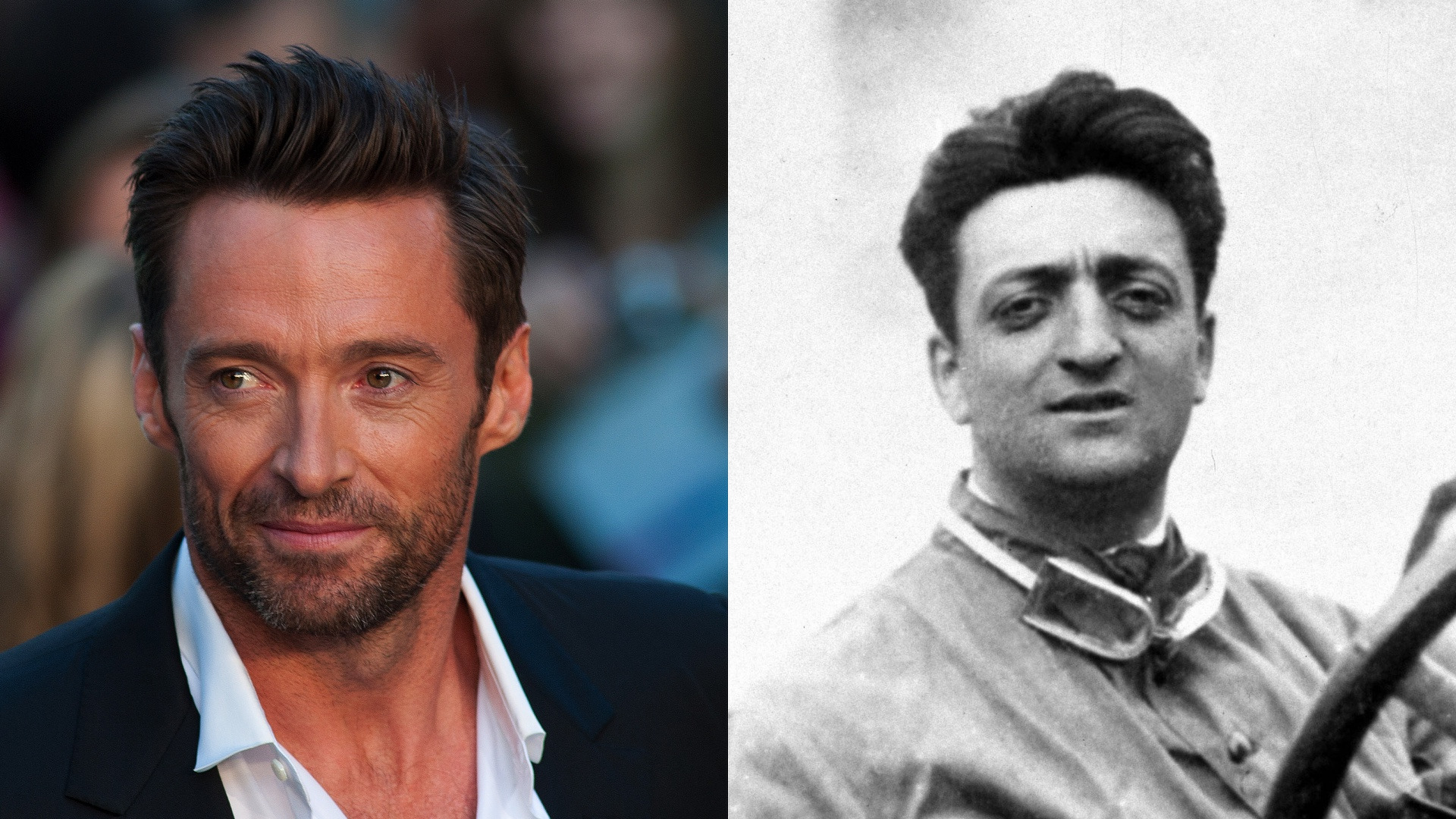 Will Hugh Jackman Make A Good Enzo Ferrari