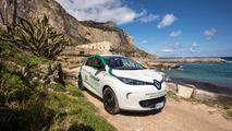 Renault Zoé Sicile