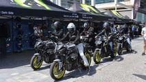 Yamaha MT Tour 2017