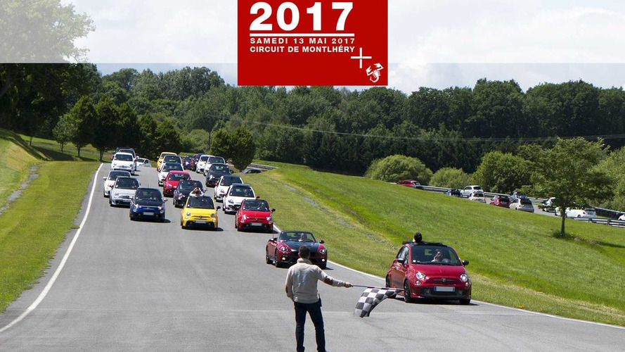 L'Abarth Day 2017 le 13 mai à Monthléry