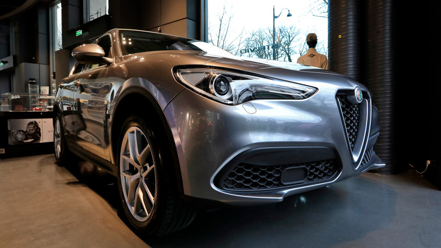 Alfa Romeo'dan yeni SUV modelleri