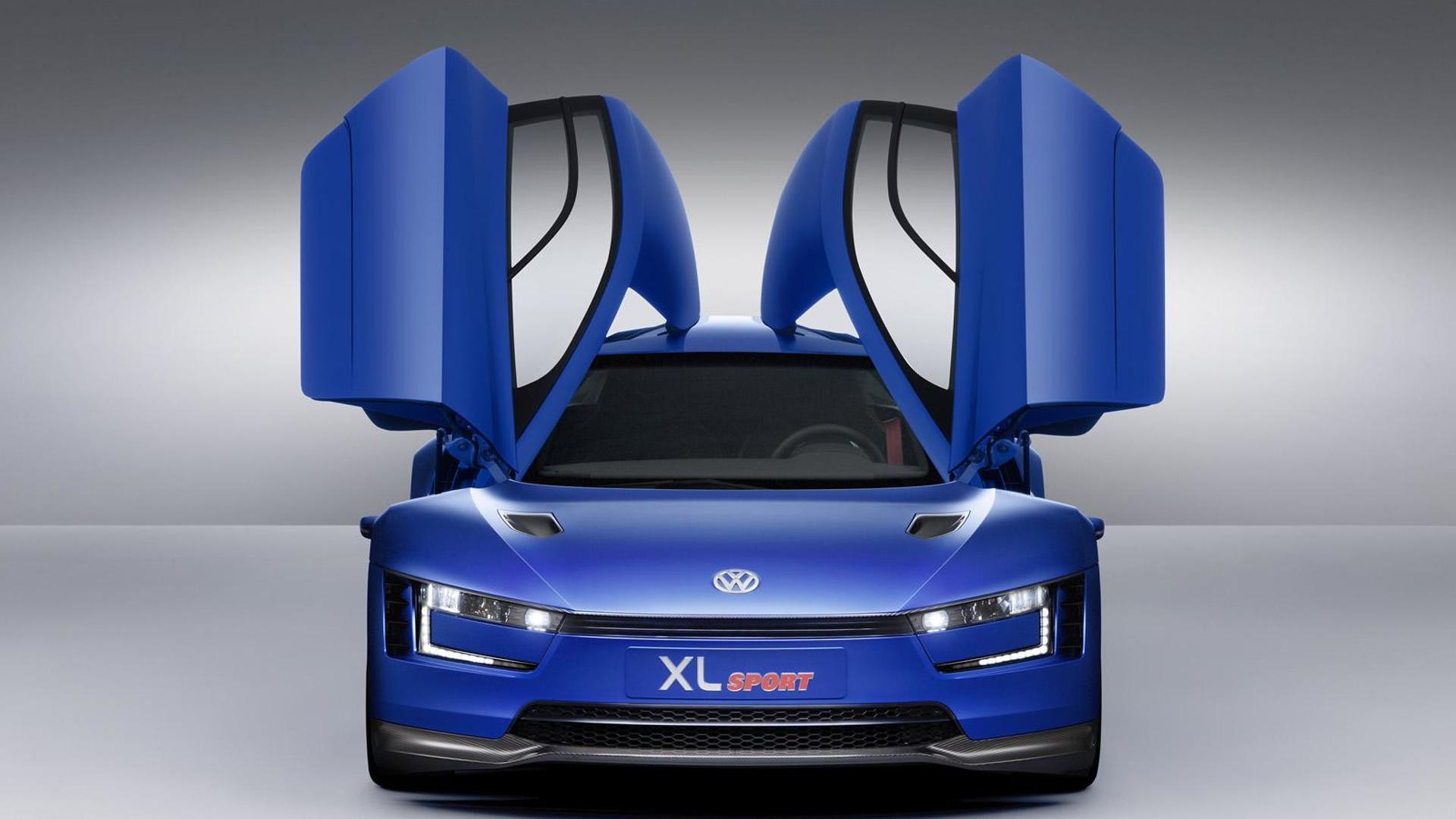 VW XL Sport: авто с двухцилиндровым двигателем