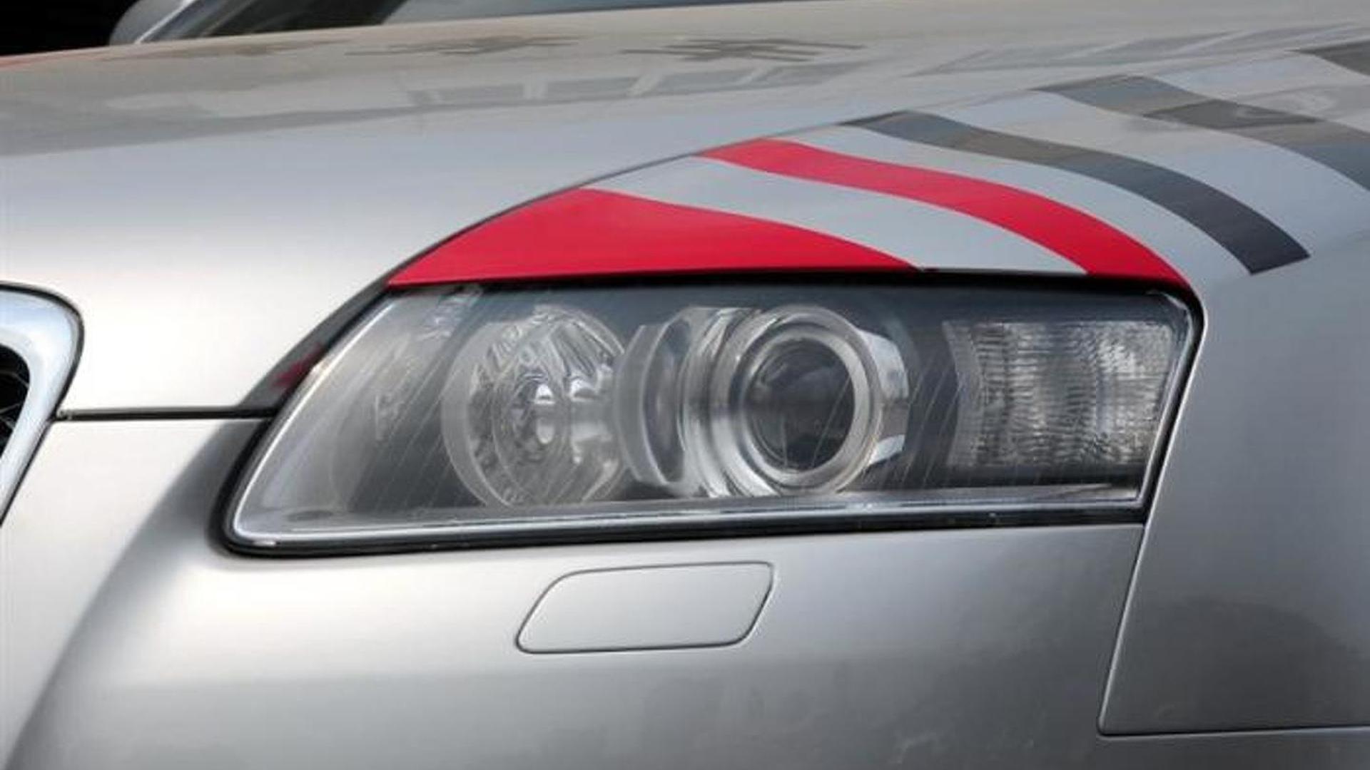 Фары Audi A6 Pickup
