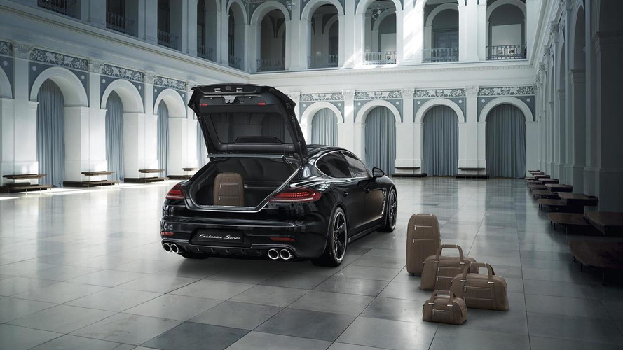 Porsche Panamera Exclusive Series announced as luxurious limited edition