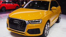 2016 Audi Q3 facelift live at NAIAS