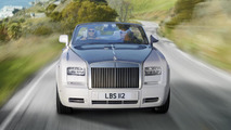 Rolls Royce Phantom Series II facelift