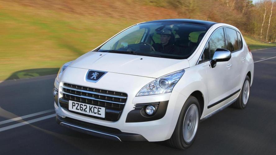 Peugeot 3008 HYbrid4 updated