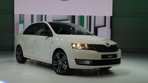 2013 Skoda Rapid live in Paris 27.09.2012