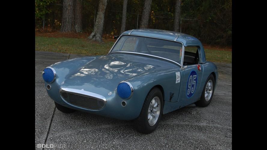 Austin-Healey Sebring Sprite Vintage Race Car