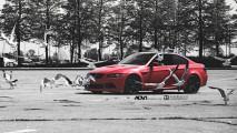 ADV.1 Wheels BMW M3 El Diablo