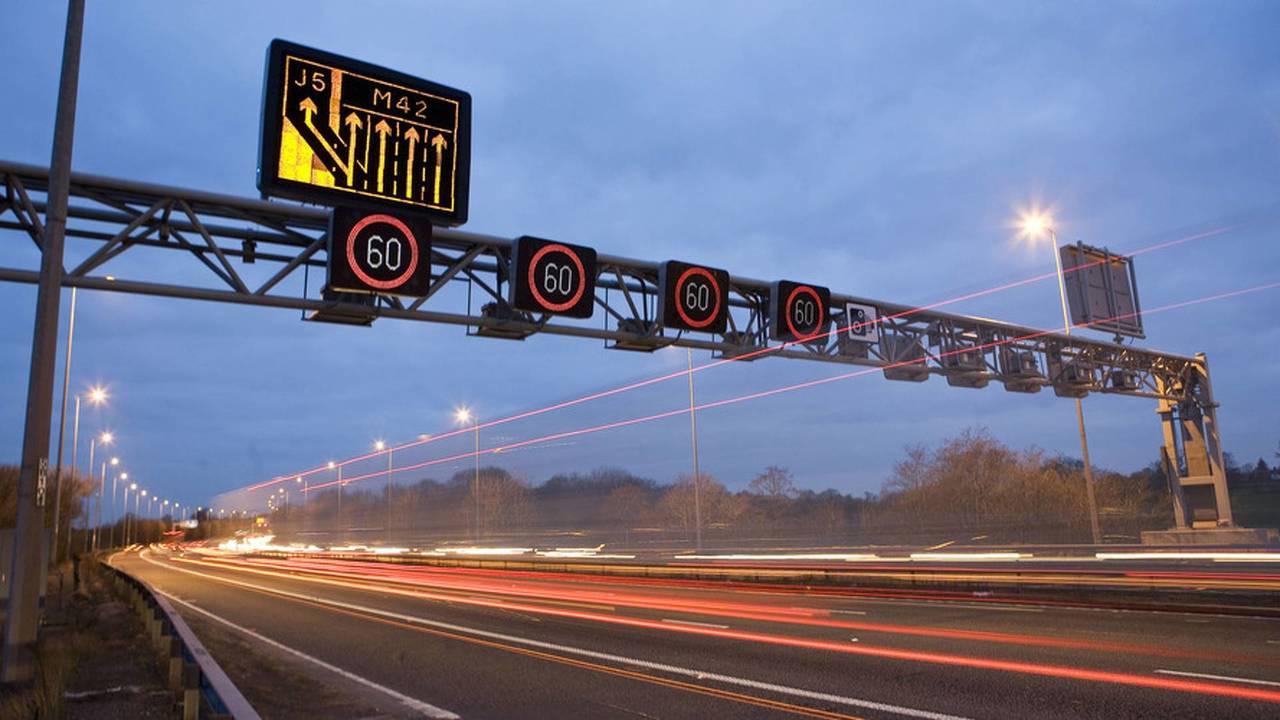 Mesure 6 - Adapter la vitesse aux conditions de circulation