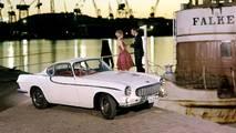 Volvo au salon Techno-Classica