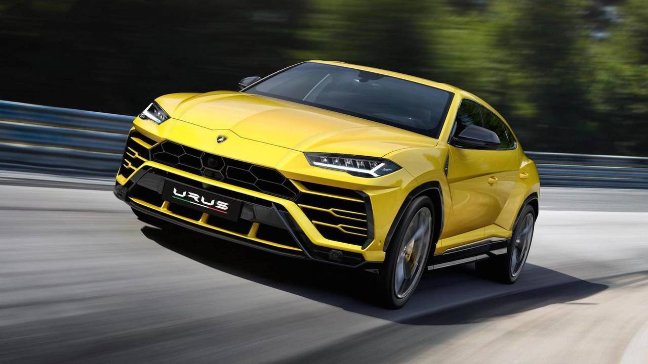 Lamborghini Urus - Novo modelo