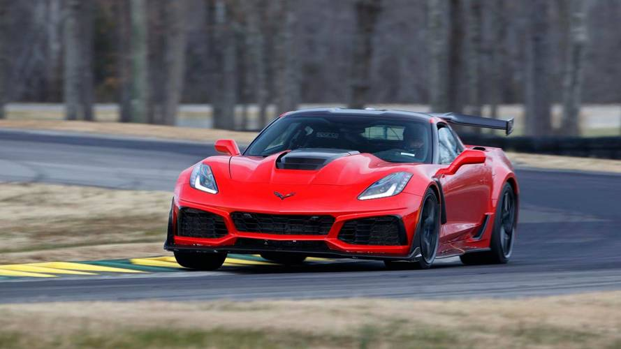 Chevy Corvette ZR1 Smashes Days-Old Ford GT VIR Lap Record