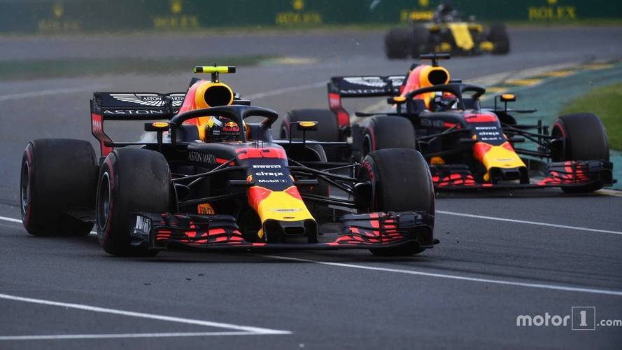 F1 Cars Too Wide For Overtaking - Ricciardo