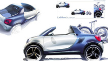 Smart For-Us urban pickup concept 07.12.2011