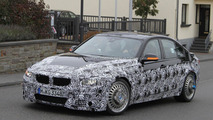 2014 BMW M3 spied on ring more details 19.10.2011