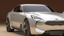 Kia GT four-door coupe could be launched within two years - report