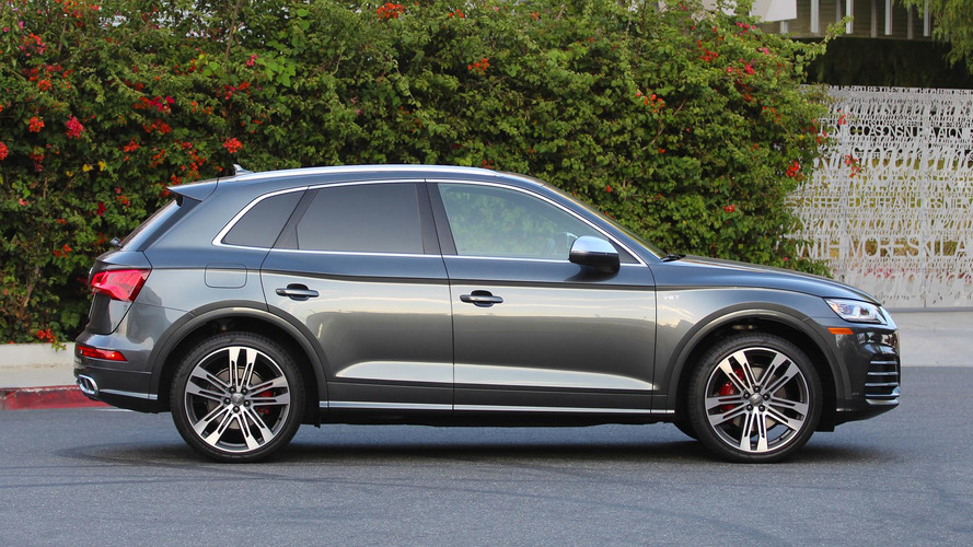 Audi Forced To Stop SQ5 Sales In Europe