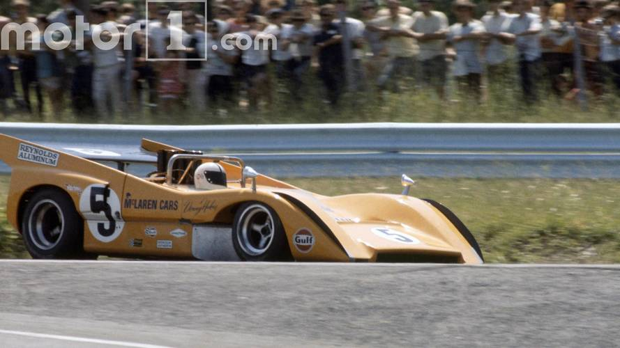 McLaren M8D de 1970
