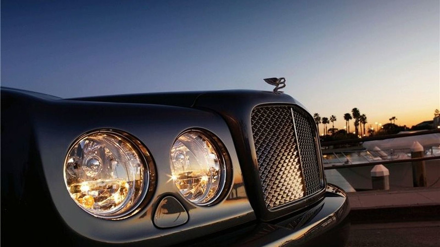 2010 Bentley Arnage to get Audi's Spaceframe Chassis