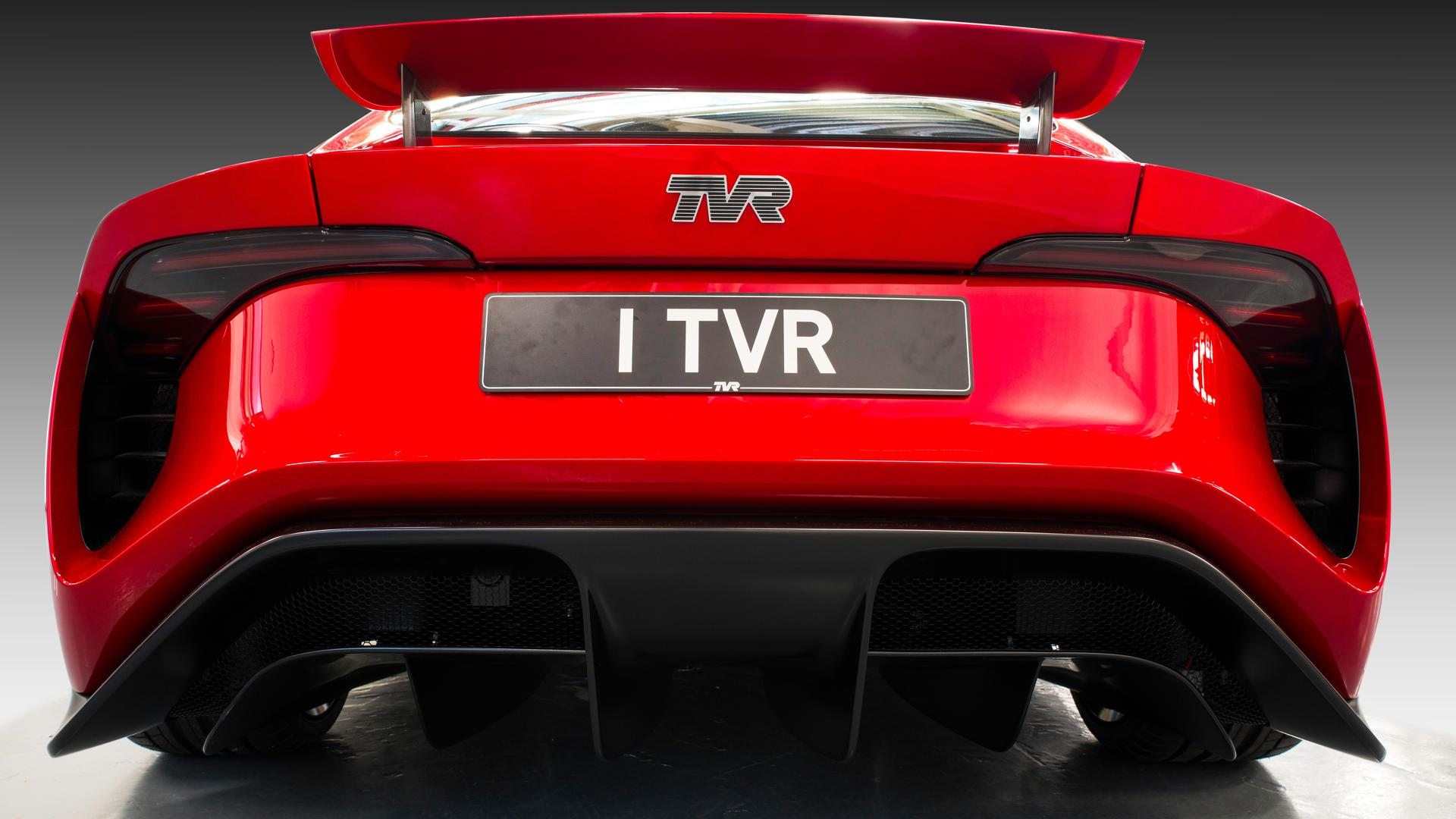 2018-tvr-griffith Cozy Tvr Griffith Electric Power Steering Cars Trend