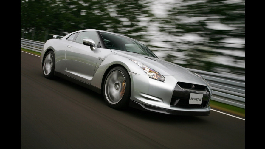 Nissan GT-R: 7' 29