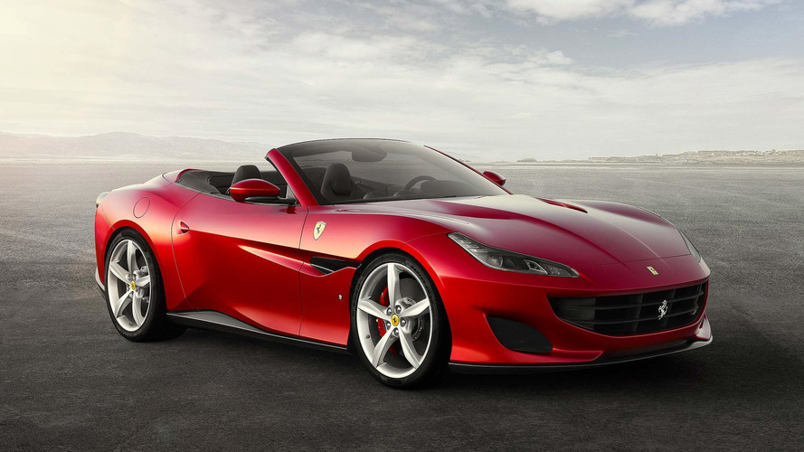 New Ferrari Portofino Is Maranello's Beautiful Drop-Top GT