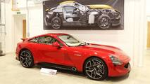 2017 TVR Griffith