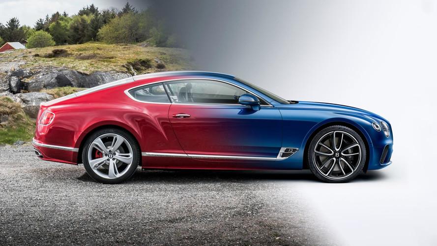 PHOTOS - La nouvelle Bentley Continental GT face à l'ancienne