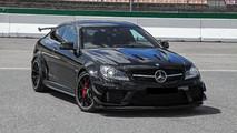 Inden Design Mercedes C63 AMG Black Series Conversion