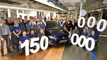 150 millionth Volkswagen produced