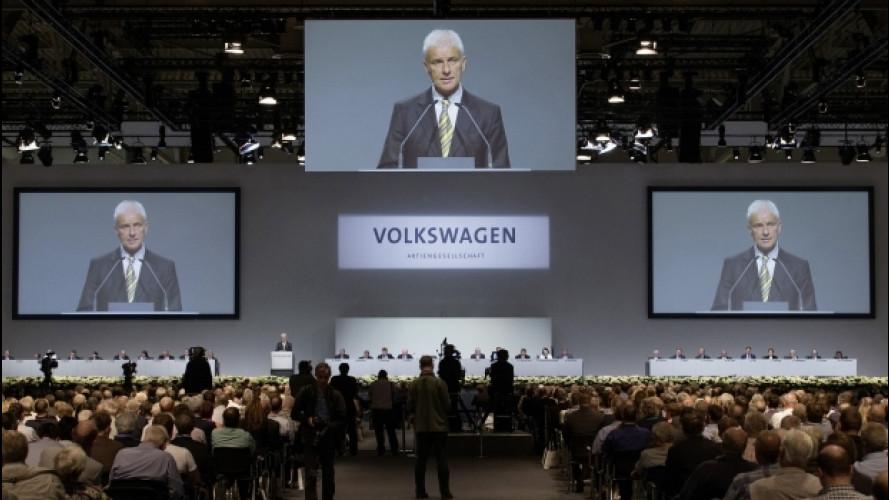 Volkswagen, filtro antiparticolato per i benzina TSI e TFSI