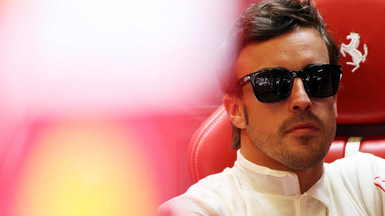Fernando Alonso 26.07.2013 Hungarian Grand Prix