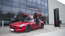 Mercedes SLS AMG by Kleemann 26.9.2013