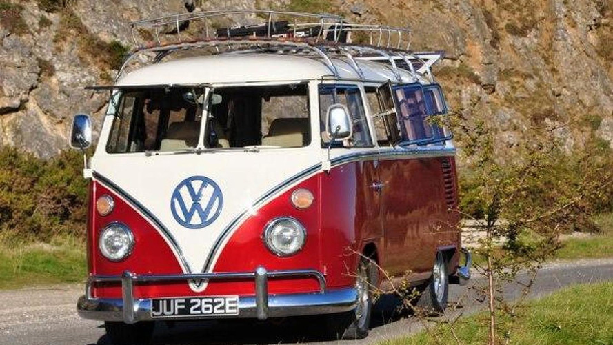 Iconic VW Campervan production to finally end this year