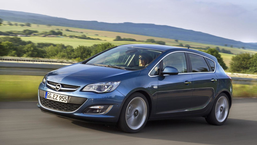 Opel Astra 1.6 CDTI gets even more economical