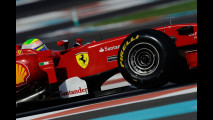 Abu Dhabi, il ritorno di Pirelli in Formula 1