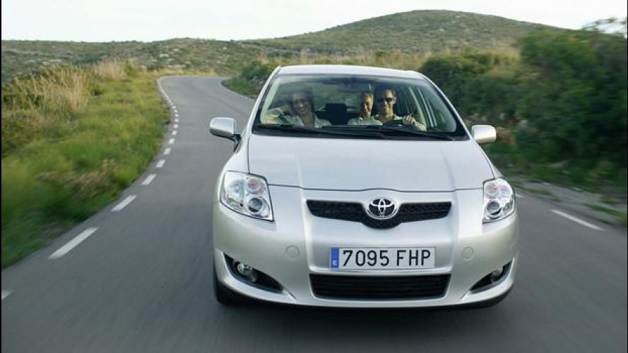Toyota Auris e Corolla: l'usato affidabile
