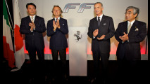Ferrari, asta di beneficenza per il Giappone