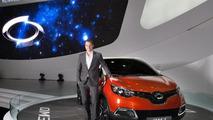 Renault-Samsung QM3 29.3.2013