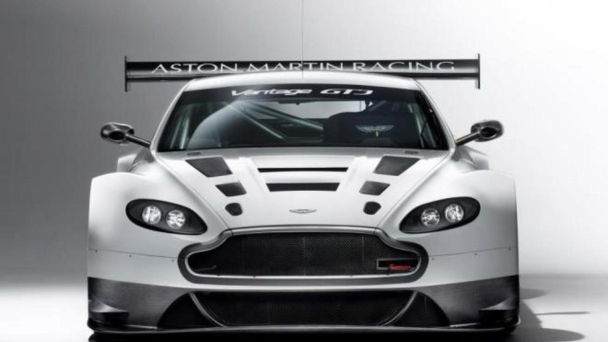 Aston Martin asks fans to design a livery for the Vantage GT3