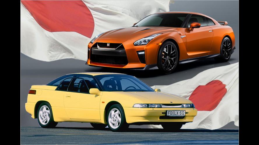 Die besten japanischen Sportwagen aller Zeiten