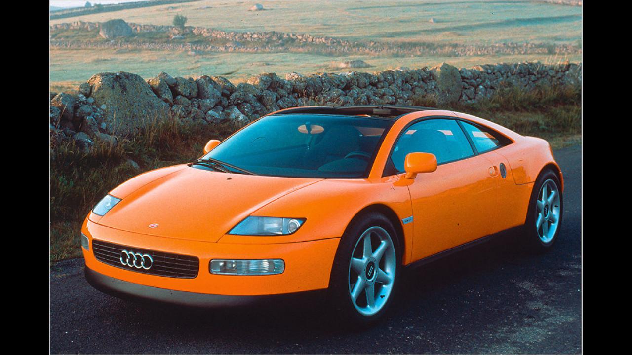 Audi Quattro Spyder (1991)