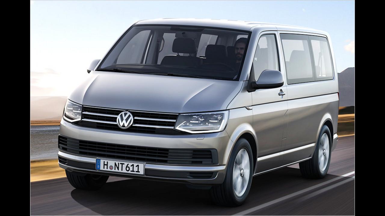 Das ist der neue VW-Bus