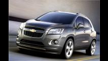 Neuer Chevrolet Trax