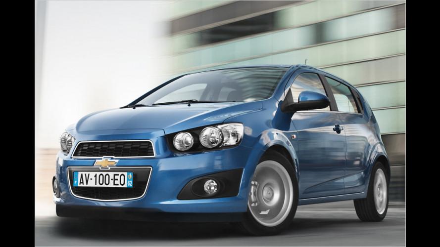 Aus für Chevrolet in Europa