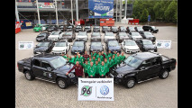 Neue VWs für Hannover 96