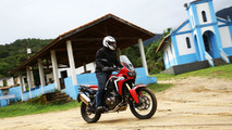 Honda Africa Twin - Motor1 Brasil